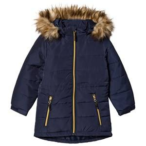 Image of Kuling Snowland Winter Coat Classic Navy 116 cm (5-6 Years)