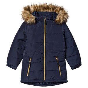 Image of Kuling Snowland Winter Coat Classic Navy 104 cm (3-4 Years)