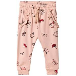 Image of Soft Gallery Bliss Pants Kawaii Peach Beige 9 months