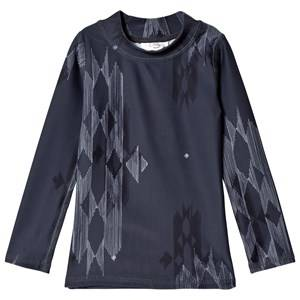 Image of Soft Gallery Astin Sun Shirt Native India Ink 2 years