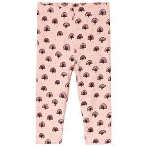 Image of Soft Gallery Paula Baby Leggings Tahi Rose Cloud 6 months
