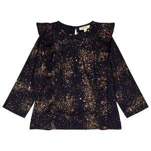 Image of Soft Gallery Bette Shirt Sprinkle Black Iris 5 years