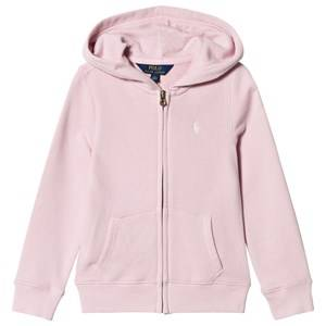 Ralph Lauren Pink Zip Thru Hoody with PP 6 years