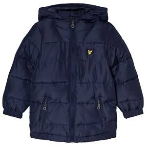 Scott Lyle & Scott Navy Down Puffer Jacket 7-8 years