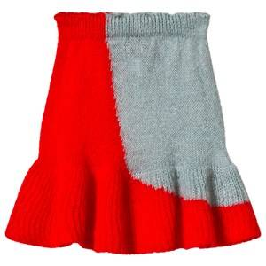 The Animals Observatory Swan Skirt Soft Blue 3 Years