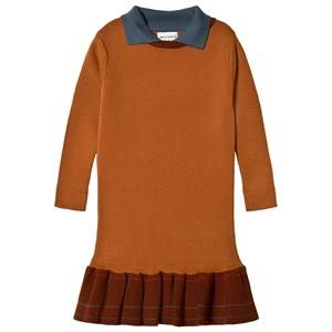 Wolf & Rita Vitoria Dress Ocre 4 Years