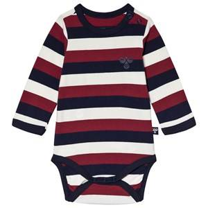 Hummel Jesse Baby Body Rumba Red 56 cm (1-2 Months)