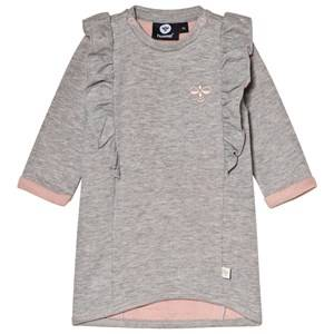 Hummel Palma Dress Grey Melange 68 cm (4-6 Months)