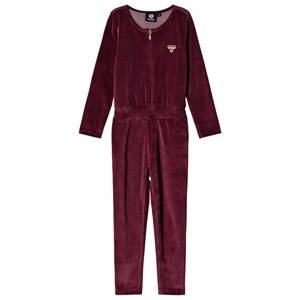Image of Hummel Ramona Jumpsuit Crushed Violets 104 cm (3-4 Years)