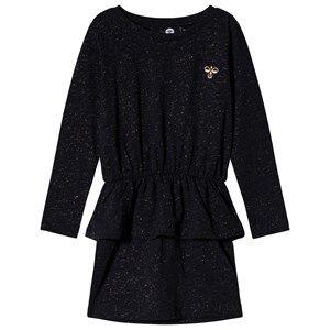 Hummel Emma Dress Dark Navy 98 cm (2-3 Years)