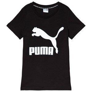 Puma Classic T-Shirt Black 7-8 years