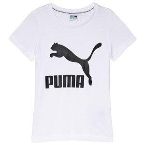 Puma Classic T-Shirt White 11-12 years
