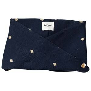Blune Oh My Snood Navy/Gold Snoods