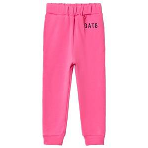 Gardner and the gang Tracksuit Pants World Champion Pink 3-4 Years