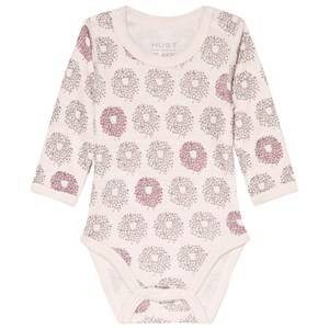 Image of Hust&Claire; Baloo Baby Body Pink 56 cm (1-2 Months)