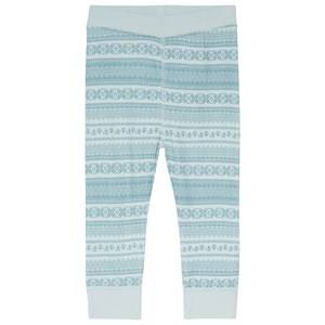 Image of Hust&Claire; Laso Leggings Green 62 cm (2-4 Months)