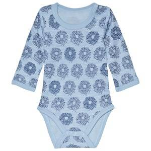 Image of Hust&Claire; Baloo Baby Body Blue 56 cm (1-2 Months)