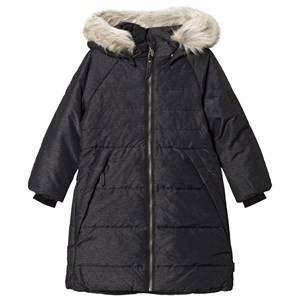 Image of Molo Hazeline Jacket Very Black 128 cm (7-8 Years)