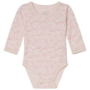 Hust&Claire; Bo Baby Body Pink 74 cm (6-9 Months)