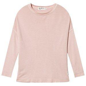 I Dig Denim Linna Long Sleeve Tee Pink 122/128 cm