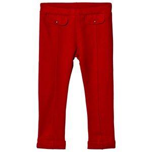 Dr Kid Red Pocket Effect Leggings 4 years