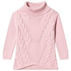Dr Kid Pink Knitted Sweater 3 years