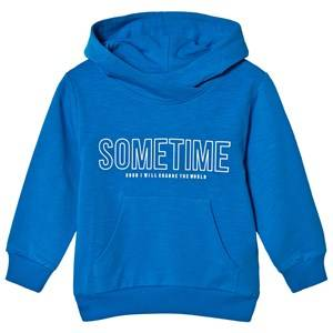 Image of Sometime Soon Imperial Hoodie Blue 8 Years