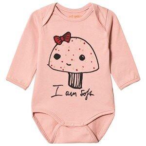 Image of Soft Gallery Bob Baby Body Mushy Rose Tan 6 months