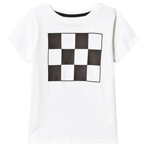 The BRAND Cup Tee White 80/86 cm