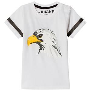The BRAND Eagle Tee White 116/122 cm