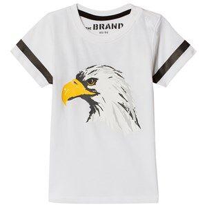 The BRAND Eagle Tee White 80/86 cm