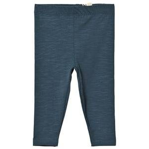 Image of Soft Gallery Paula Baby Leggings Orion Blue 9 Months