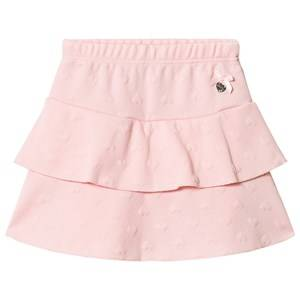 Le Chic Pink Relief Sweat Two Ruffles Skirt 152 (11-12 years)