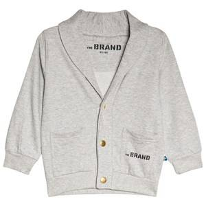 The BRAND Grey Mel Cardigan 116/122 cm