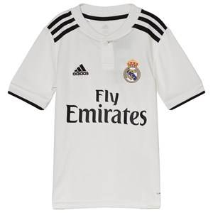 Real Madrid Real Madrid 18 Home Shirt 9-10 years (140 cm)