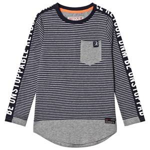Retour Alonzo T-Shirt Ash Grey Melange 9-10 Years