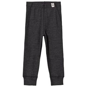 Mikk-Line Wool Pants Lancaster Grey Melange 86 cm (1-1,5 Years)