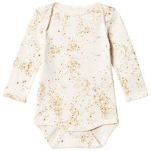 Image of Soft Gallery Niki Baby Body Fluffy Sky Mini Splash 9 Months