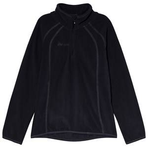 Image of Bergans Dark Navy Ombo Youth Half Zip Fleece 128 cm (7-8 Years)