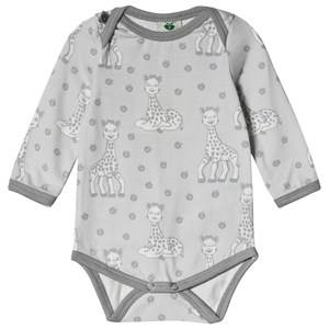 Smfolk Sophie the Giraffe Baby Body Grey 74cm (9 months)