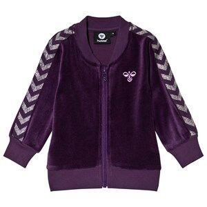Hummel Valerie Zip Jacket Blackberry Cordial 80 cm (9-12 Months)