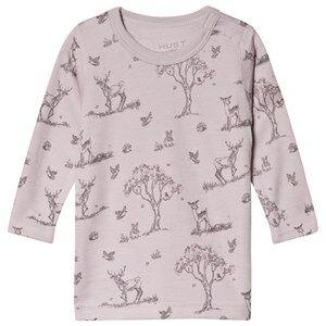 Hust&Claire; Abba Top Purplish Pyjamas