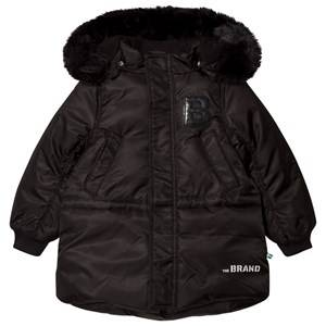 The BRAND Parka Black 116/122 cm