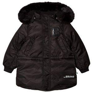 The BRAND Parka Black 92/98 cm