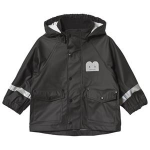 The BRAND Rain Jacket Black Raincoats