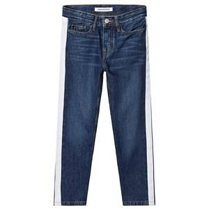 Image of Calvin Klein Jeans Blue Izon Jeans 14 years