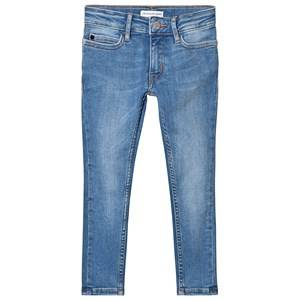 Image of Calvin Klein Jeans Blue Gibson Jeans 14 years