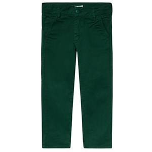 Dr Kid Bottle Green Chino Trousers 12 years