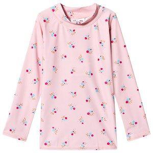 Image of Soft Gallery Astin Sun Shirt Chintz Rose/Cockatoo Swim 2 Years