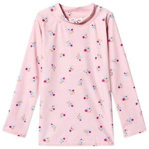Image of Soft Gallery Astin Sun Shirt Chintz Rose/Cockatoo Swim 2 Years